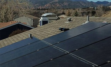 Solar Panel Installation Colorado
